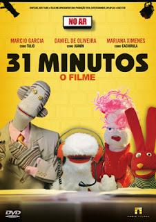 Download Filme 31 Minutos O Filme DVDRip AVI Nacional