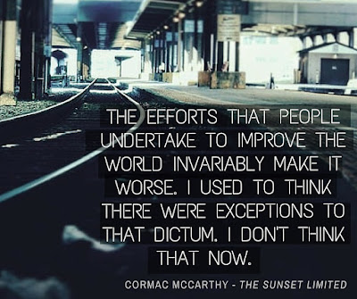 Cormac McCarthy The Sunset Limited