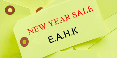 2019 NEW YEAR SALE !!