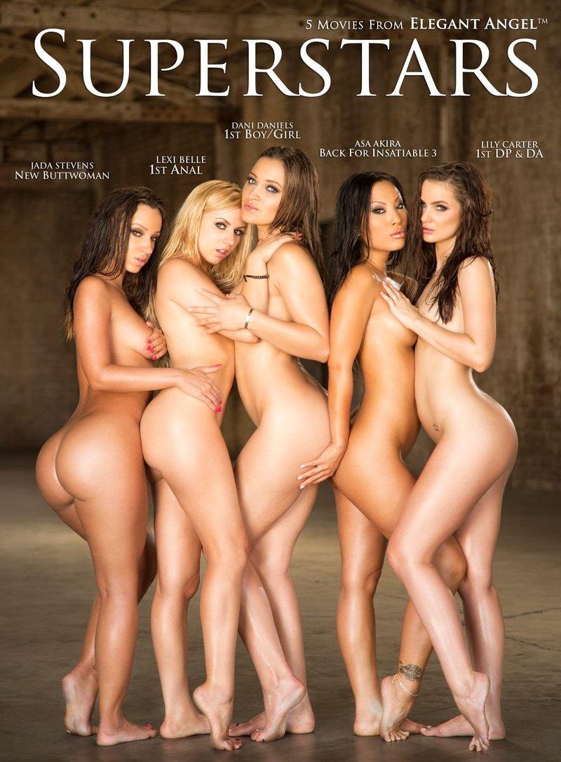James Deen Bangs Porn Star Lexi Belle Anal In Her Ass