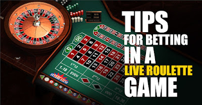 Tips for Betting in a Live Roulette Game