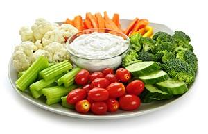 Sayuran yang baik untuk diet cepat