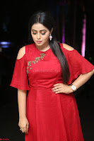 Poorna in Maroon Dress at Rakshasi movie Press meet Cute Pics ~  Exclusive 140.JPG
