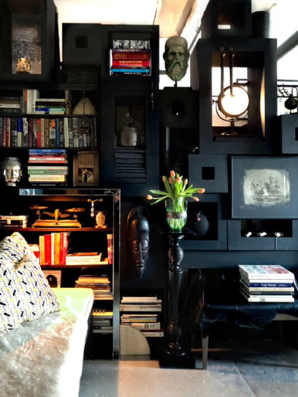 A Stylish Loft in The Bronx- designaddictmom