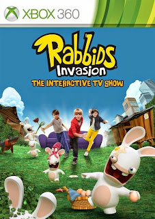 Rabbids Invasion (X-BOX 360) 2014