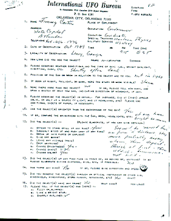 Jimmy Carter's UFO Report