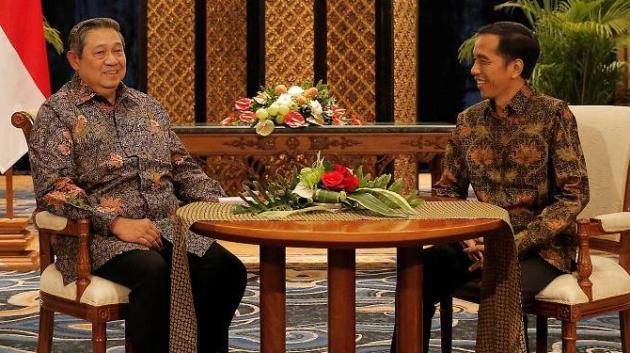Gayung SBY yang Tak Bersambut...