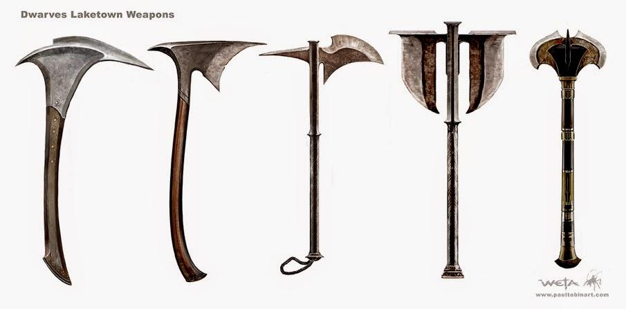 dwarf-axes