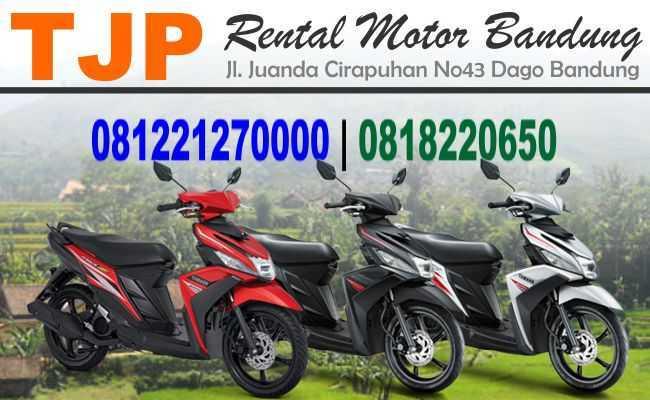 Sewa Rental motor dekat Jl. Sunda