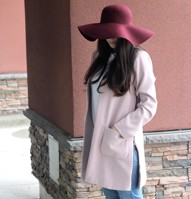 floppy hats for fall