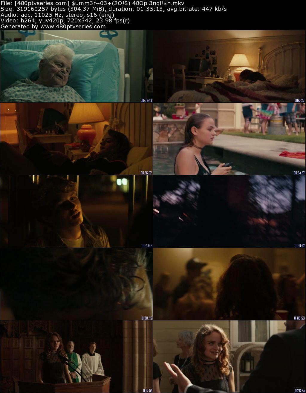 Summer 03 (2018) 300MB Full English Movie Download 480p Web-DL Free Watch Online Full Movie Download Worldfree4u 9xmovies