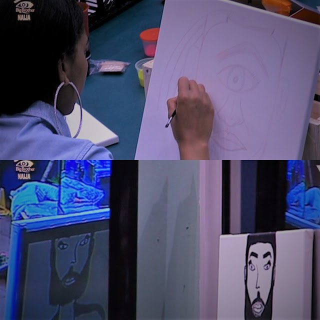 Big Brother tasks housemates