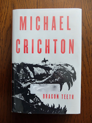 Dragon Teeth by Michael Crichton | Two Hectobooks