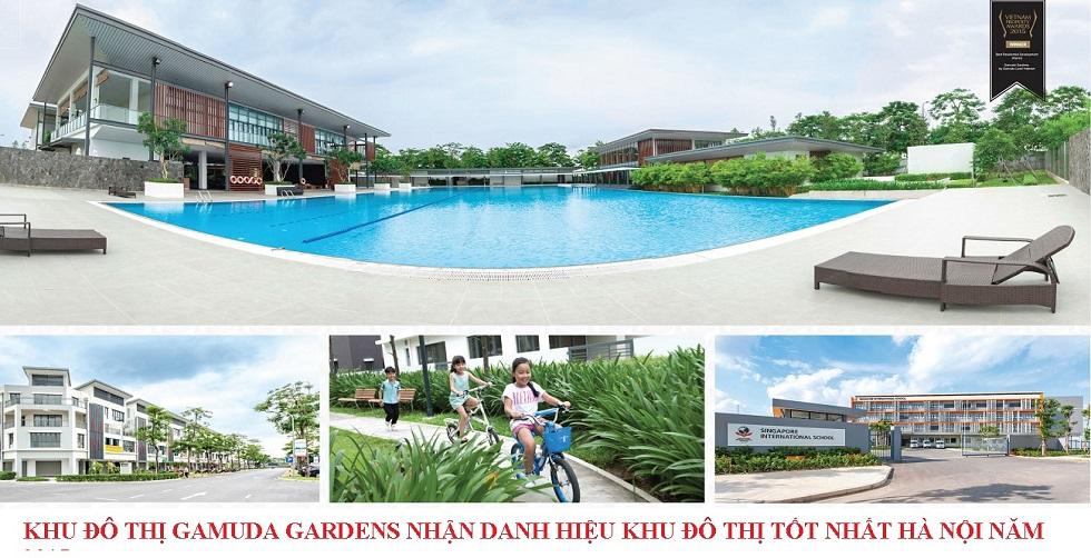 Tiện ích dự án Gamuda Gardens