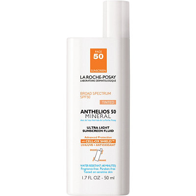 La Roche Posay Authelios 50 Tinted Mineral Ultra Light Sunscreen SPF- 50