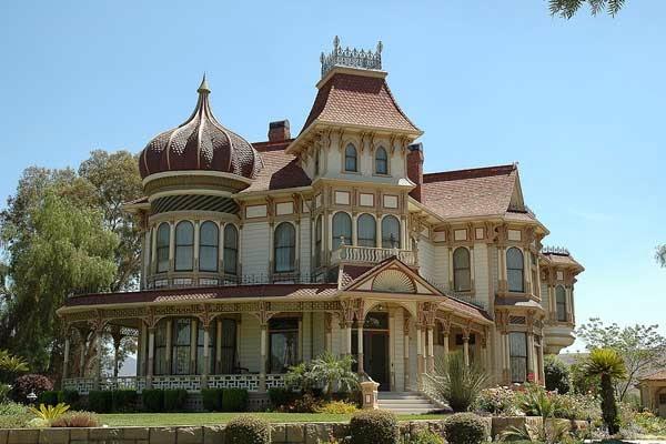Madame Macabre Viejas Casas Victorianas