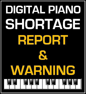 COVID DIGITAL PIANO SHORTAGE! - Feb 2021
