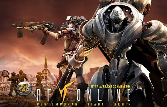 Download Rising Force (RF) Online