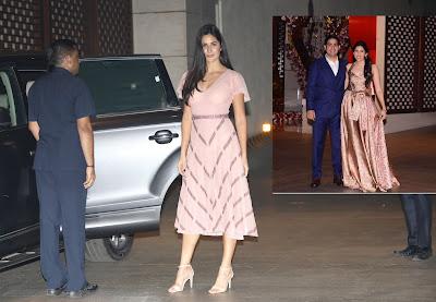 Katrina Kaif Dress Most Expensive At Ambani Party