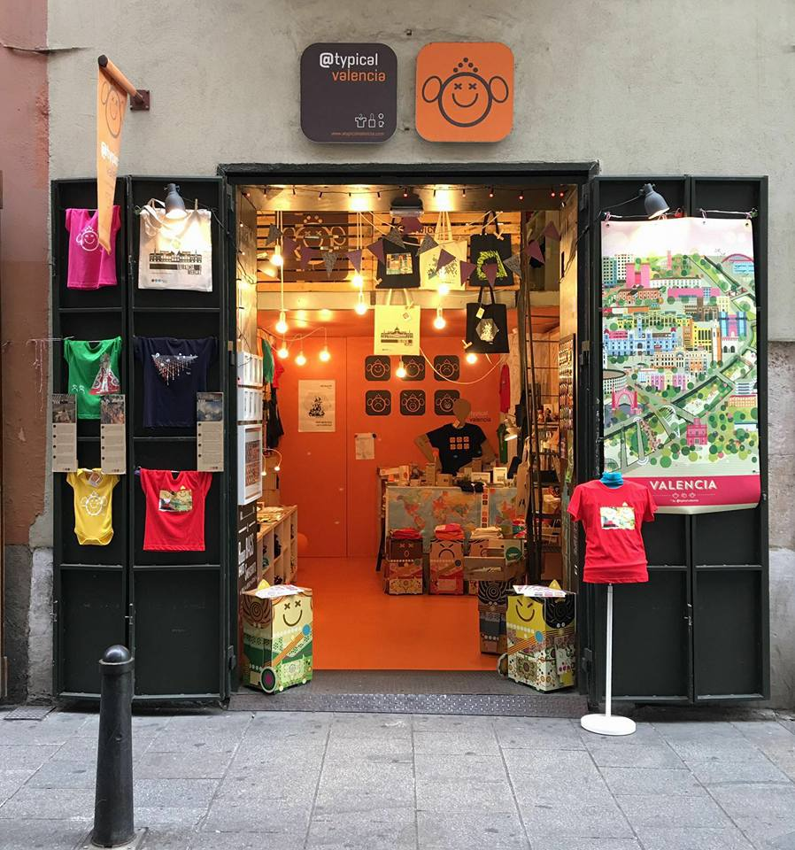 Los souvenirs más originales están en Atypical Valencia