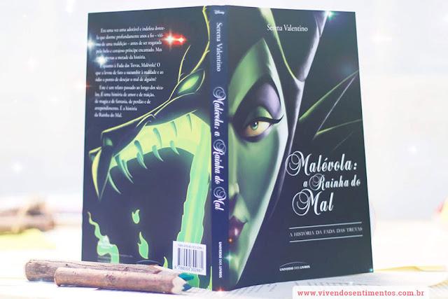 Malévola: A Rainha do Mal - A História da Fada das Trevas - Serena Valentino
