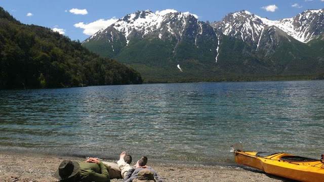 O que fazer no Lago Mascardi