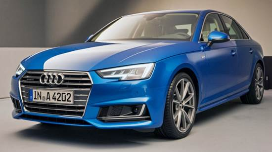 2017 Audi A4 Avant Redesign and Prices