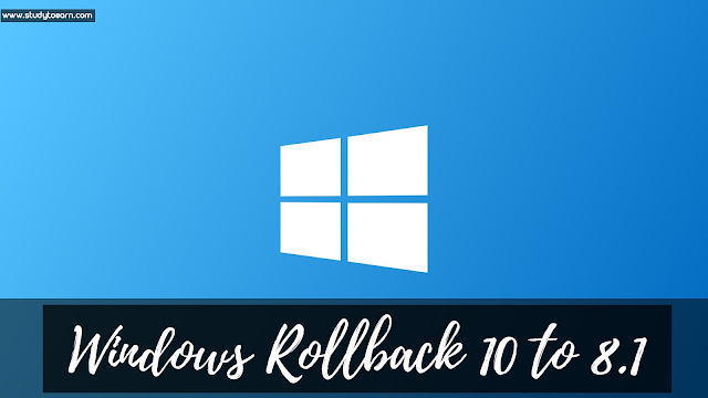 windows rollback