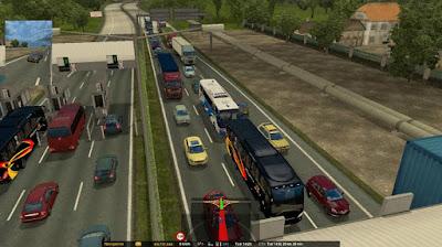 Game Bus Simulator Dengan Mod