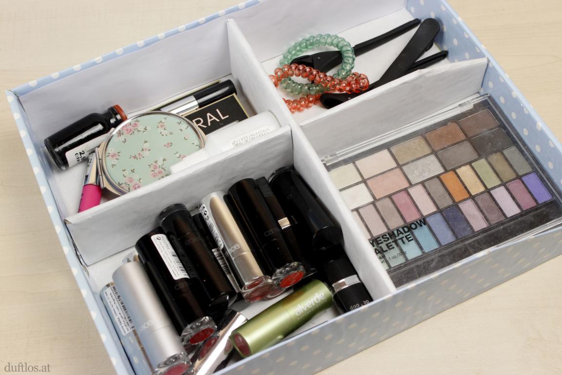 Diy Inspiration Kosmetikaufbewahrung Selber Machen Duftlos