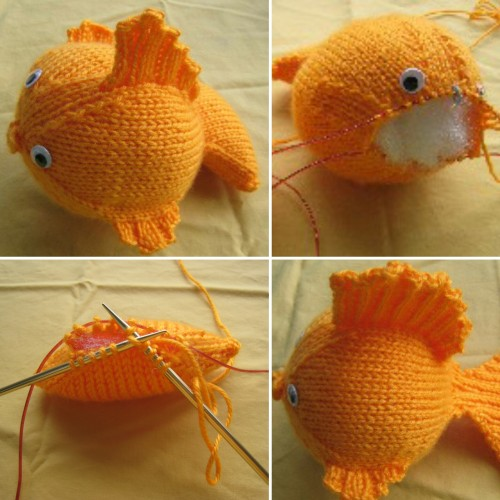 How to make your own Goldfish! - Tutorial