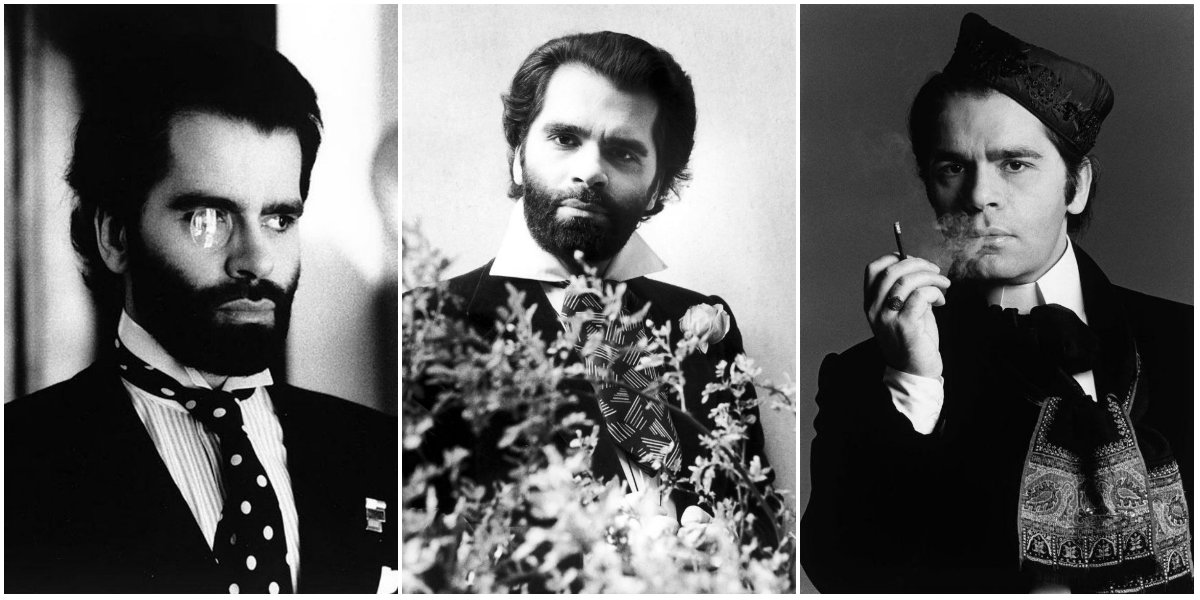 30 Best Vintage Photos Of A Young And Handsome Karl Lagerfeld In The 1950s And 1960s Vintage Everyday