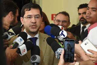 Base do governo não aprovará anistia, diz ministro