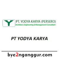 Lowongan Kerja PT Yodya Karya (Persero) 2018