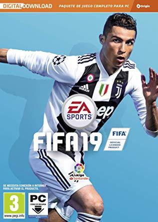 FIFA 19 + Crack Fix ~ juegosfull5