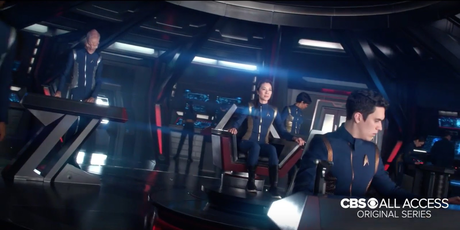 Guia de naves estelares: Star Trek Discovery