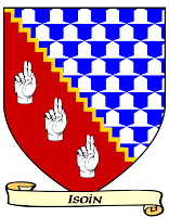 Coat of Arms Isoin Bettellyn Alphatia