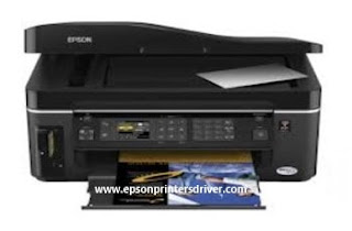 Epson Stylus Office BX600FW Driver