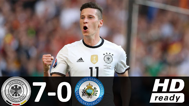 Germany vs San Marino