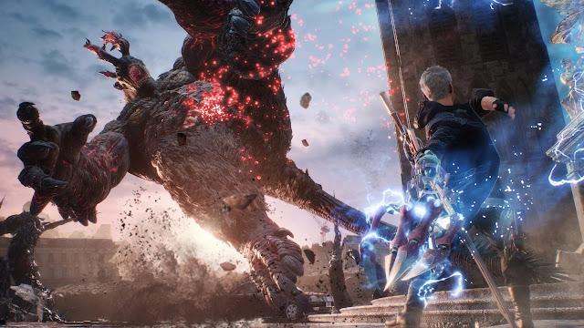 Новая демо-версия Devil May Cry 5 доступна на Xbox One