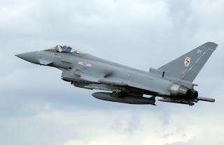 قطر تشتري 24 طائرة طراز تايفون القتالية من بي إي سيستمز البريطانية