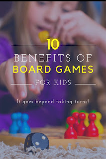 10 Reasons Your Kids Need Board Games