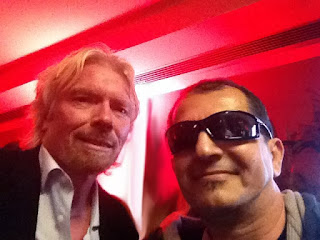 Sergio Cabral Cavalcanti - IdeaValley - Richard Branson - Virgin - SpaceMETA