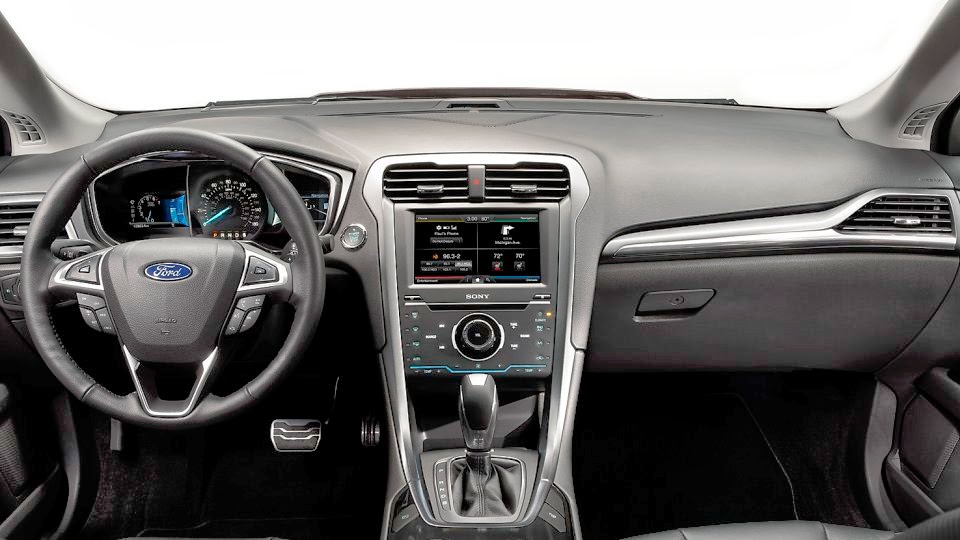 2014 Ford Fusion Sedan Interior Colors | Car Reviews | New ...