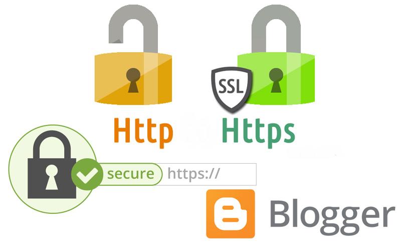 Bảo mật blogger