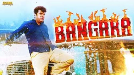 Poster Of Free Download Bangara s/o Bangarada Manushya 2018 300MB Full Movie Hindi Dubbed 720P Bluray HD HEVC Small Size Pc Movie Only At worldfree4u.com