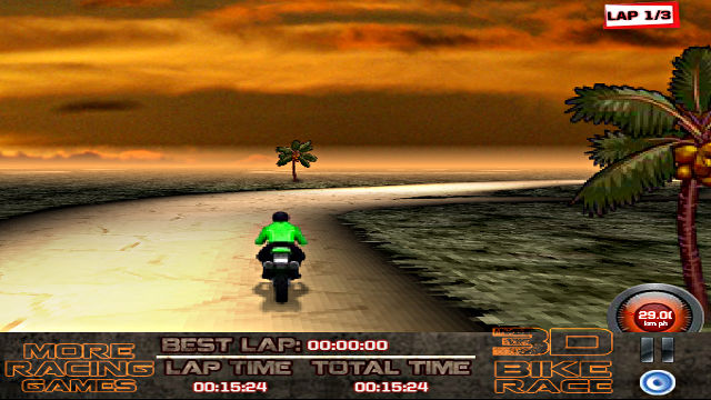 3D Bike Race - Image du Jeu
