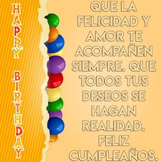 Feliz Cumpleaños Amigo