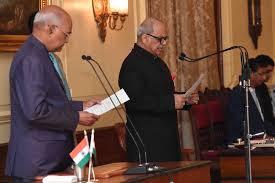 Justice Pinaki Chandra Ghose Sworn-in as Lokpal