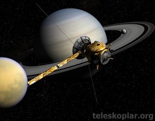 Cassini uzay aracı hakkında bilgiler
